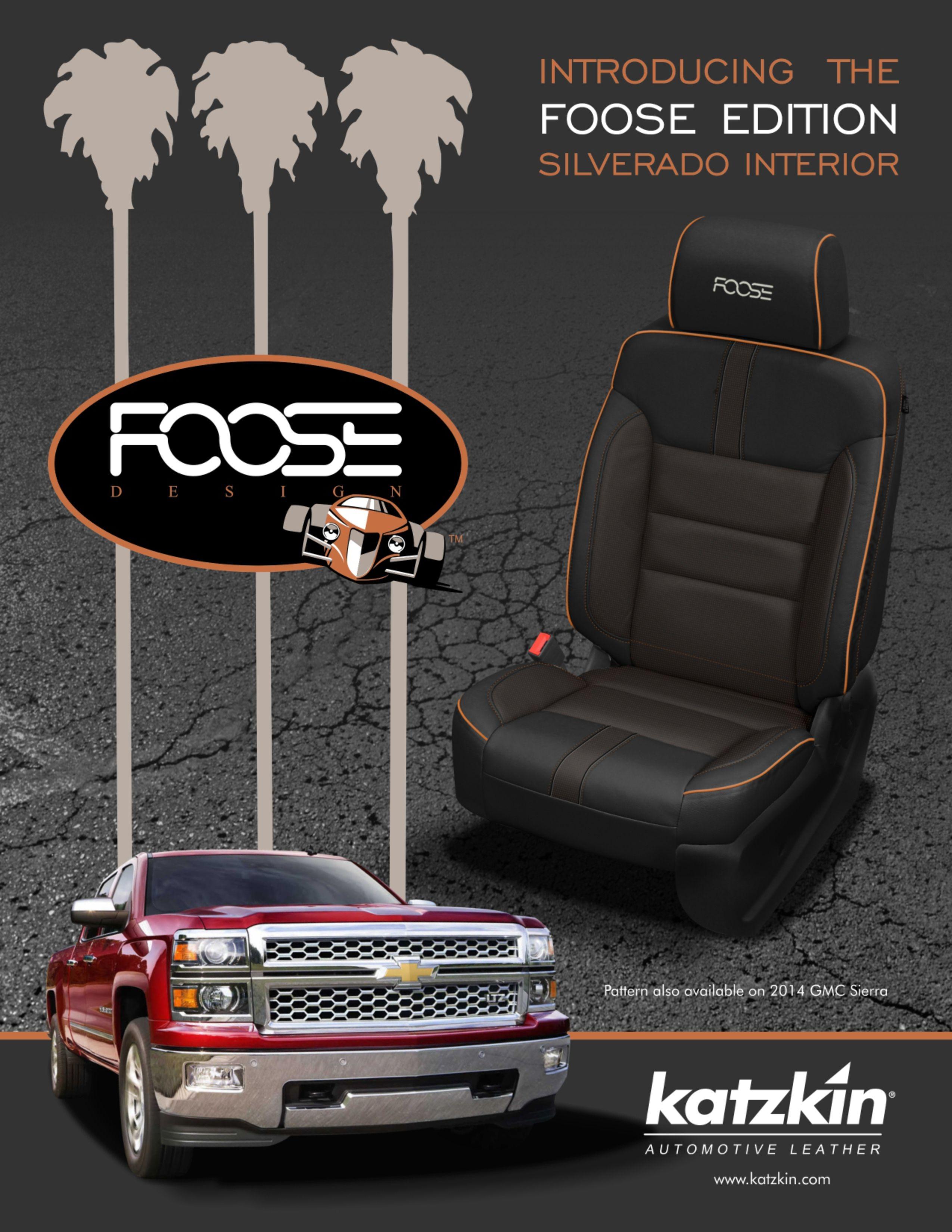 Foose Silverado