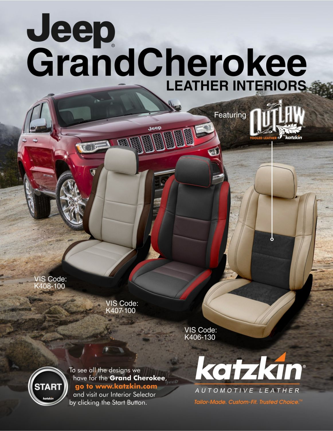 2014-15 Jeep Grand Cherokee (E-Brochure)