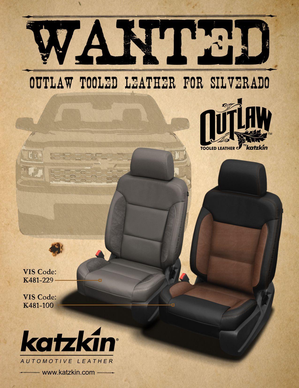 Outlaw Chevrolet Silverado (E-Brochure)