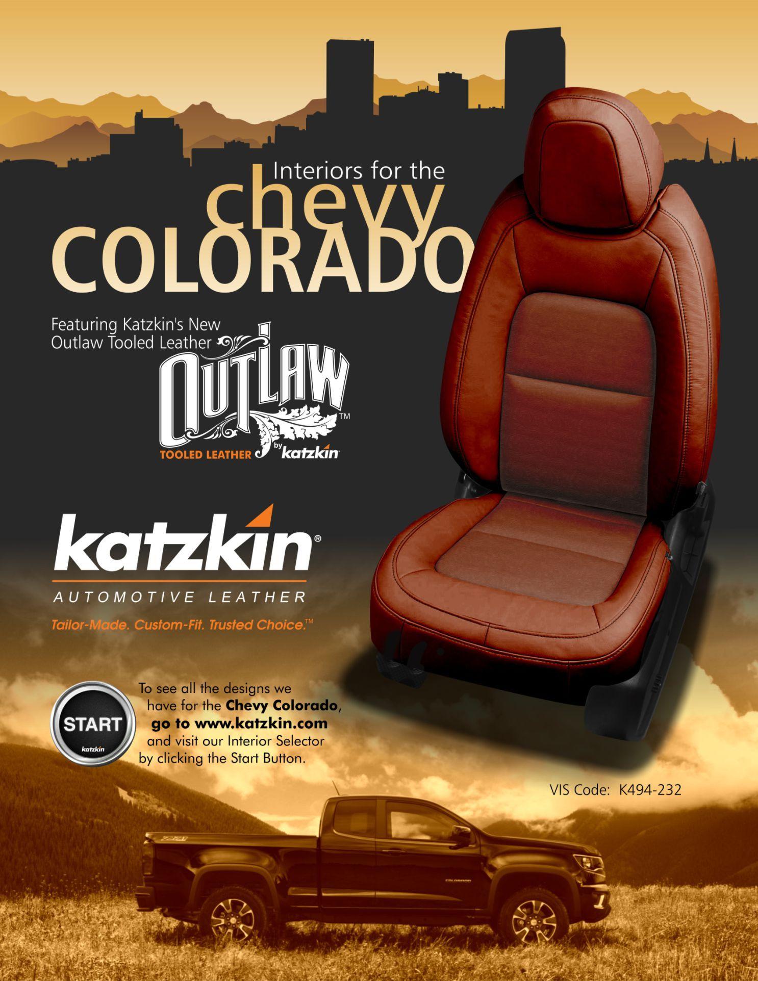 Chevy Colorado - Outlaw (E-Brochure)