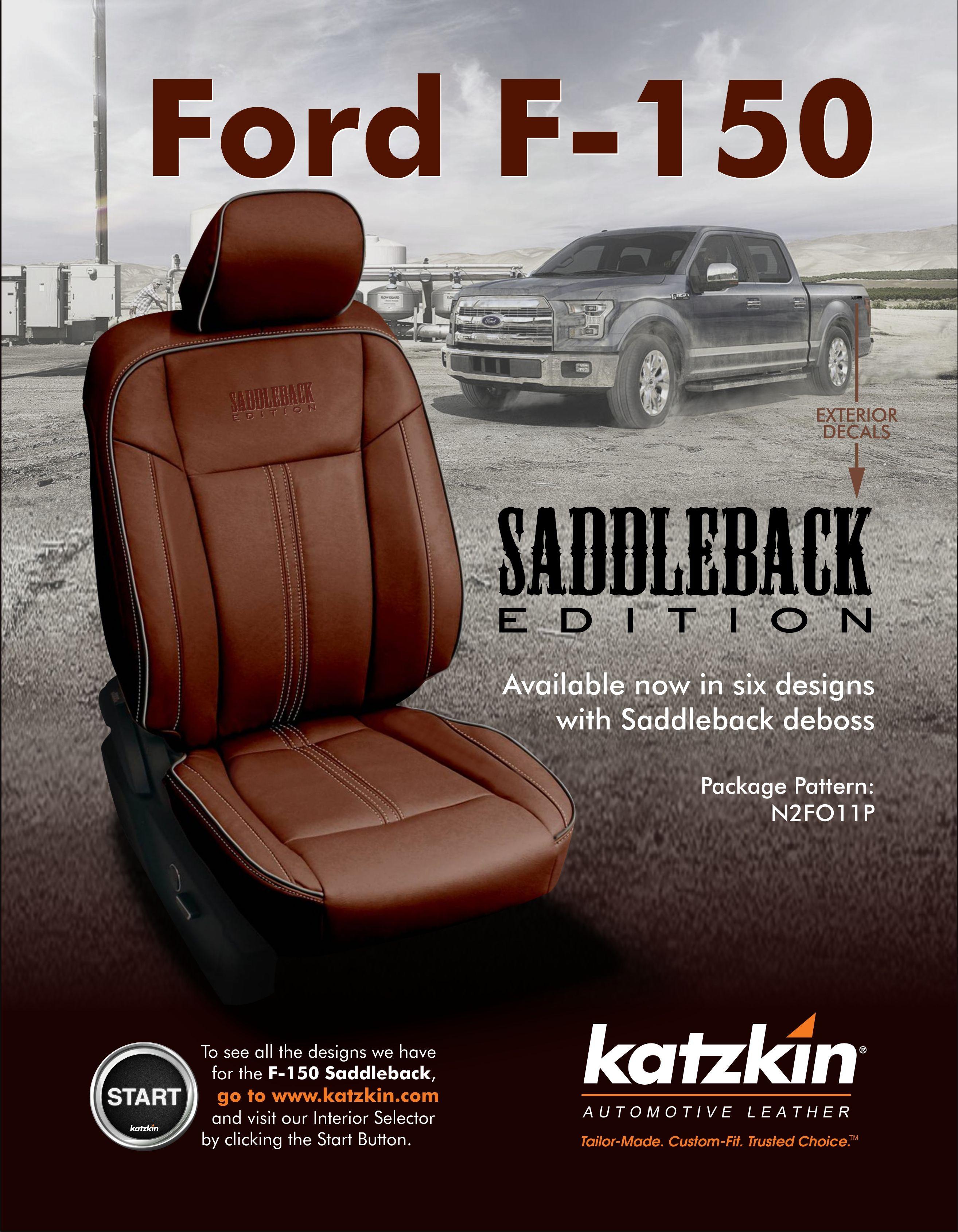 2015 Ford F-150 Saddleback Edition