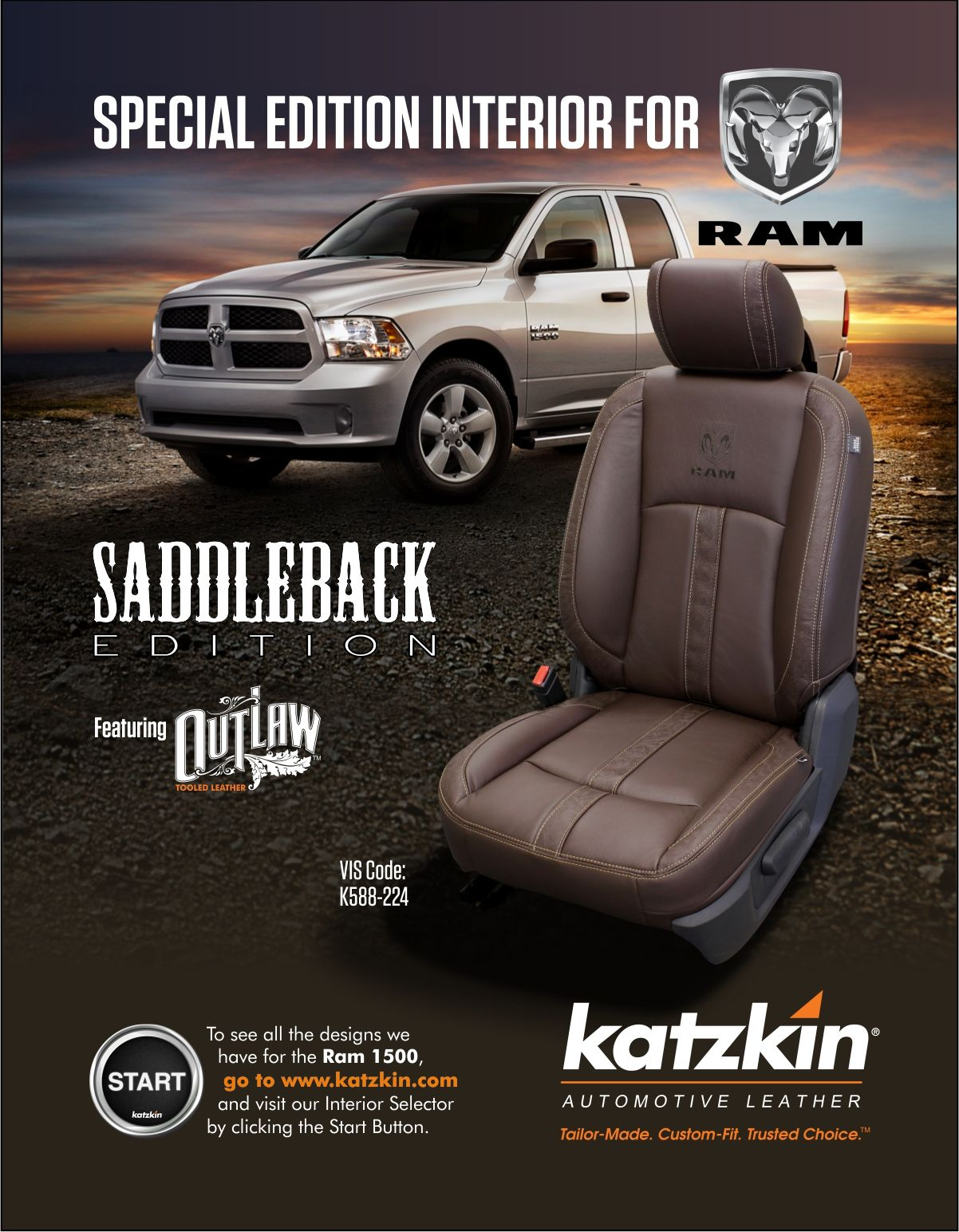 Saddleback RAM (E-Brochure)
