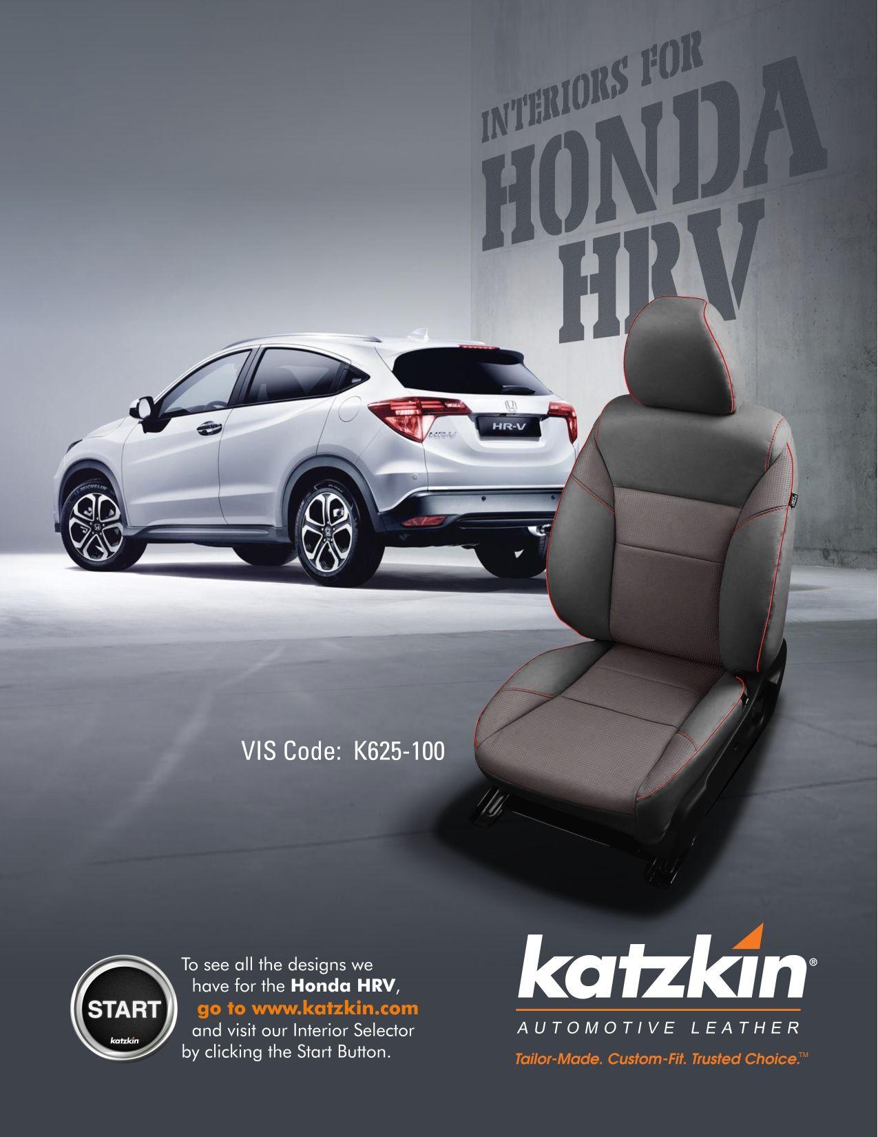 2016 Honda HRV (E-Brochure)