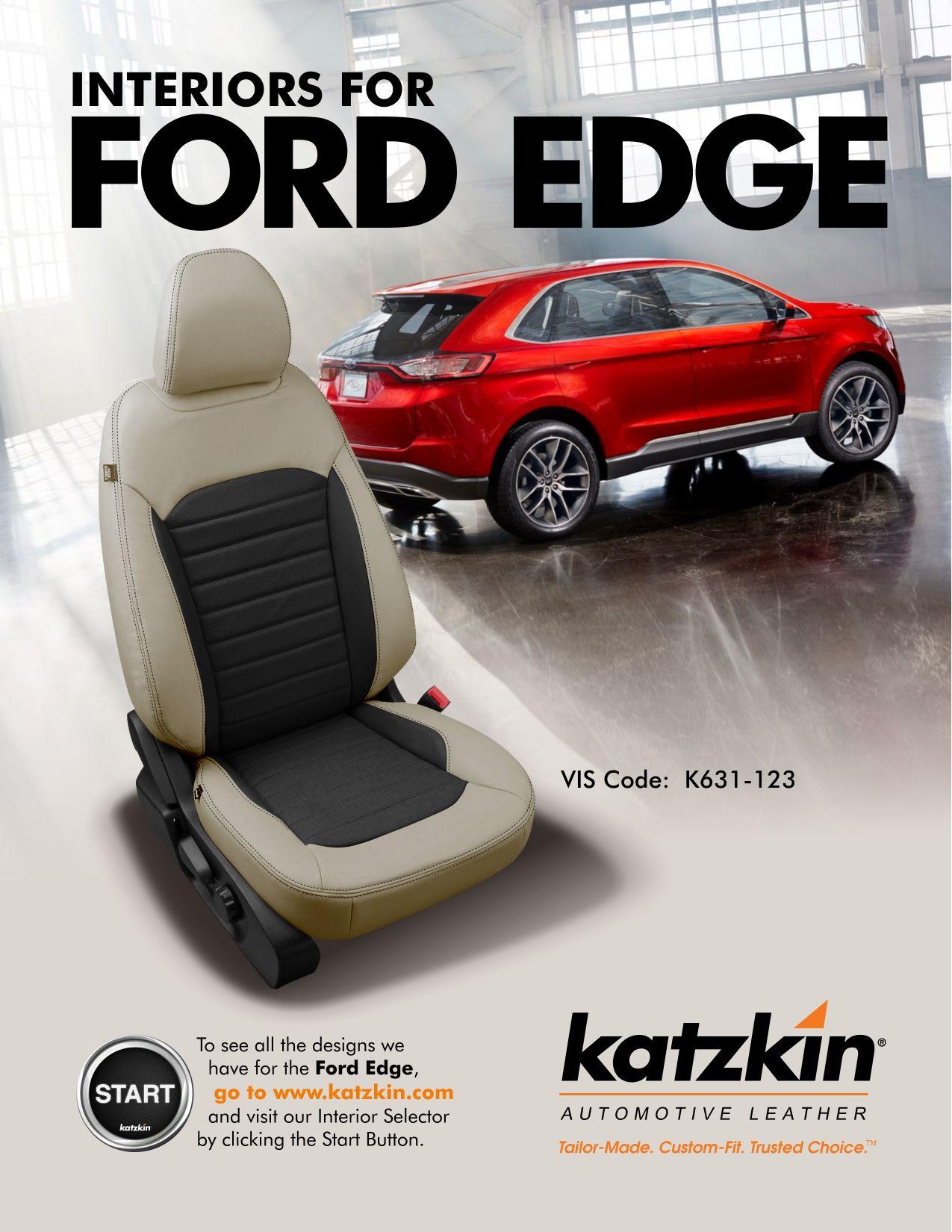 2015 Ford Edge (E-Brochure)
