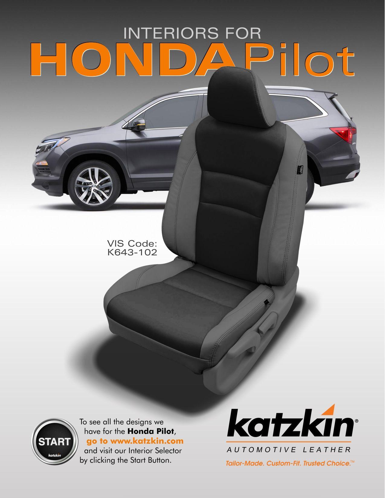 2016 Honda Pilot (E-Brochure)