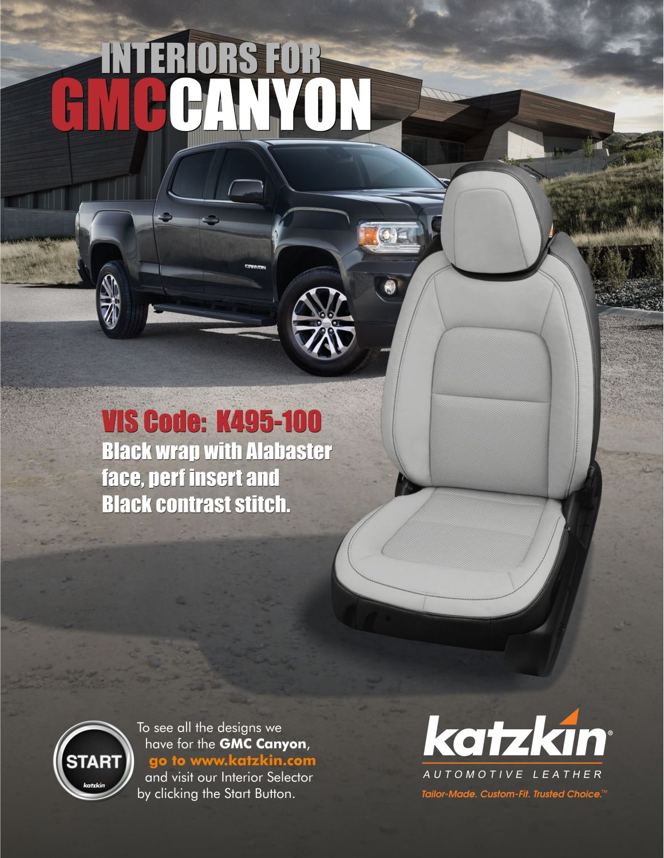 GMC Canyon (E-Brochure)