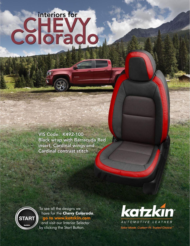 Chevy Colorado (E-Brochure)