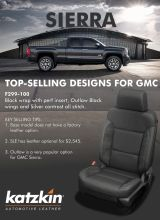 Key Selling Tips GMC