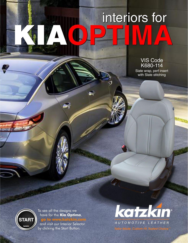 Kia Optima (E-Brochure)