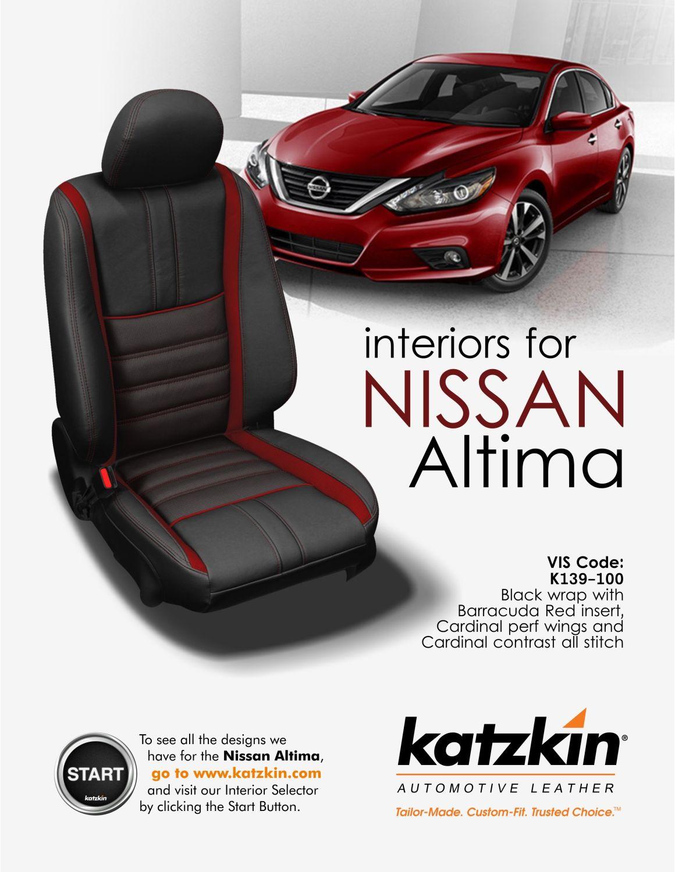 Nissan Altima (E-Brochure)