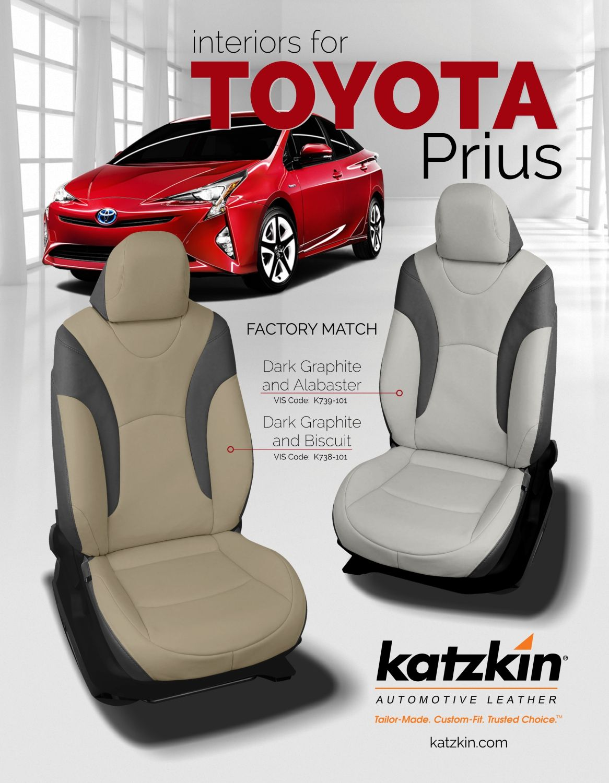 2016 Toyota Prius (eBrochure)