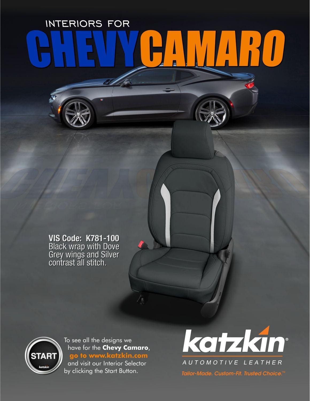Chevrolet Camaro (E-Brochure)