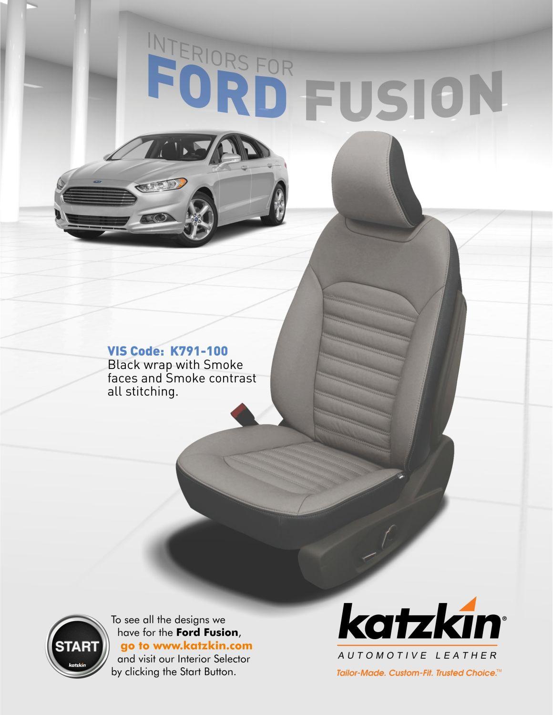 2017 Ford Fusion (eBrochure)