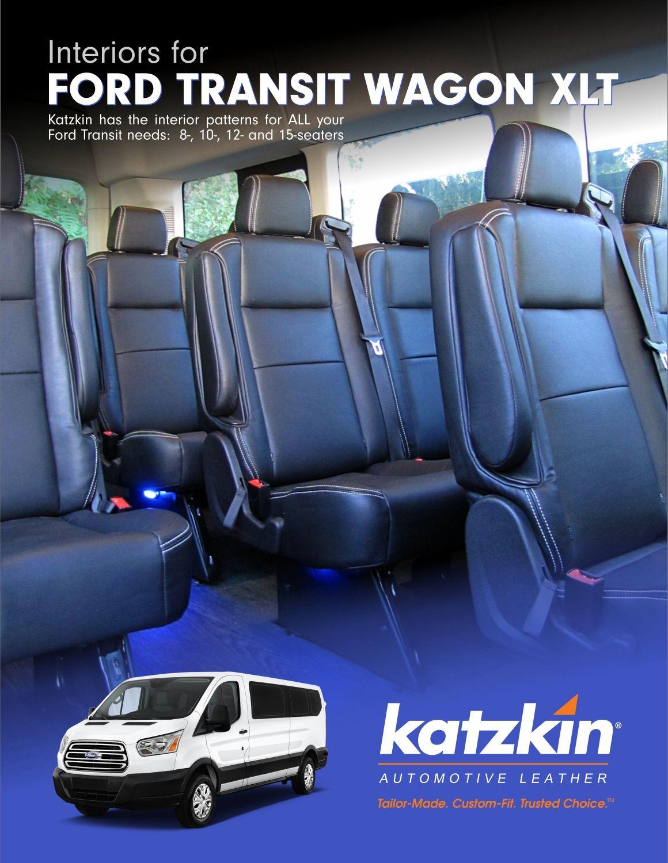 Ford Transit Wagon XLT (E-Brochure)