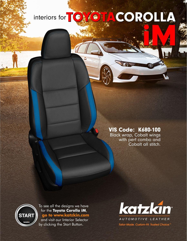2017 Toyota Corolla iM (E-Brochure)