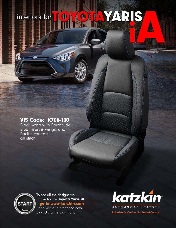 2017 Toyota Yaris iA (E-Brochure)