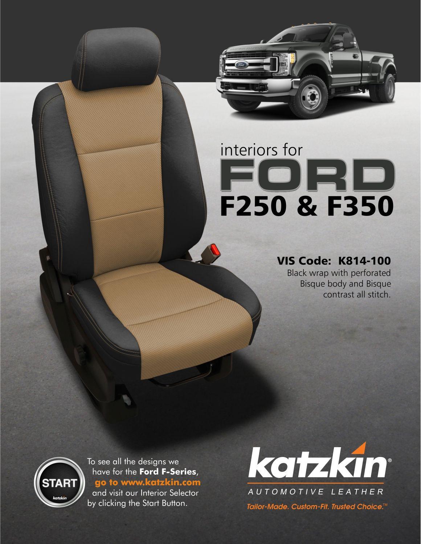 2017 Ford F-250 & F-350 (E-brochure)