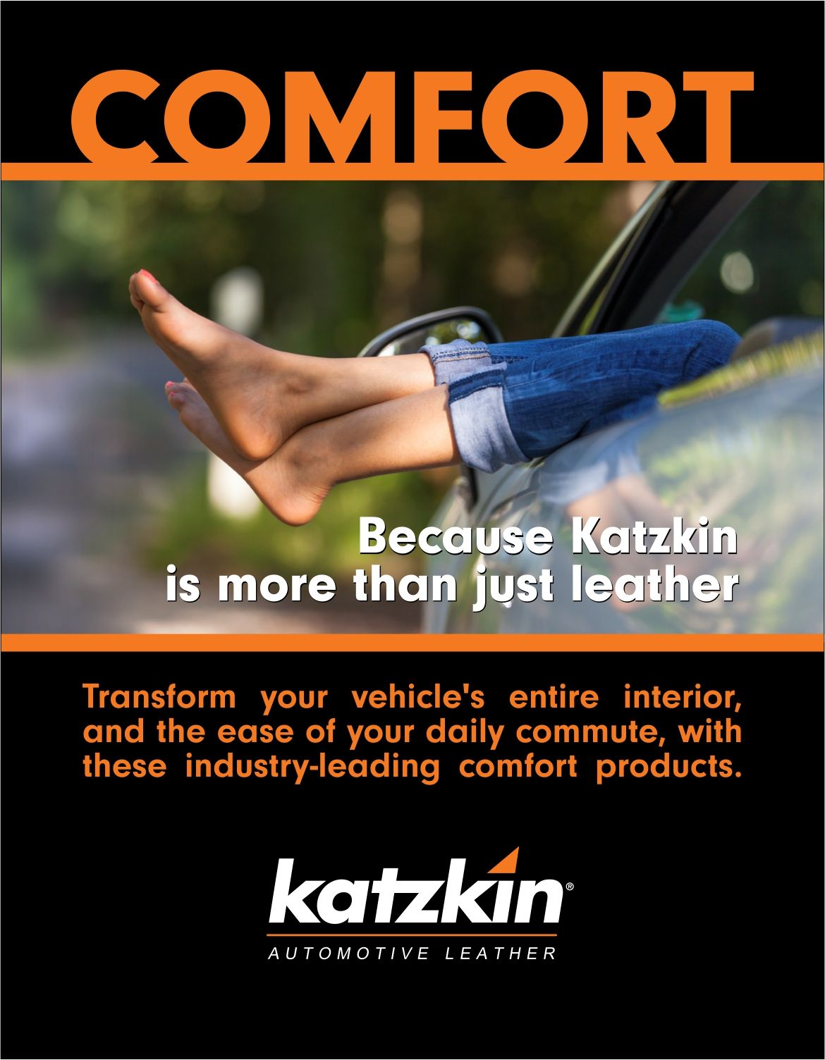 Comfort Bi-Fold