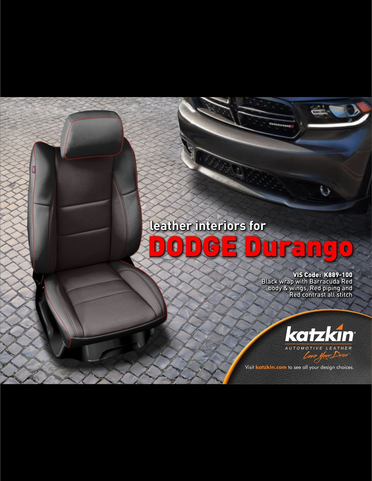 Dodge Durango (E-Brochure)