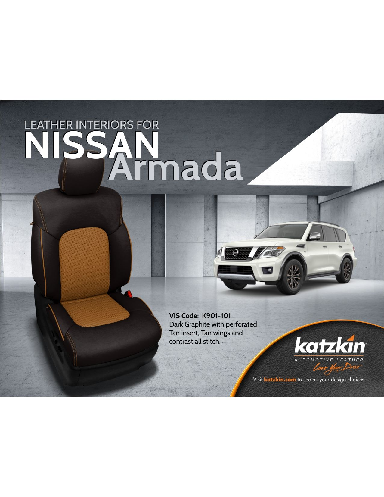 2017 Nissan Armada (E-Brochure)