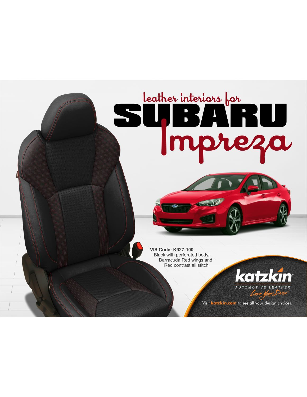 2017 Subaru Impreza (E-Brochure)