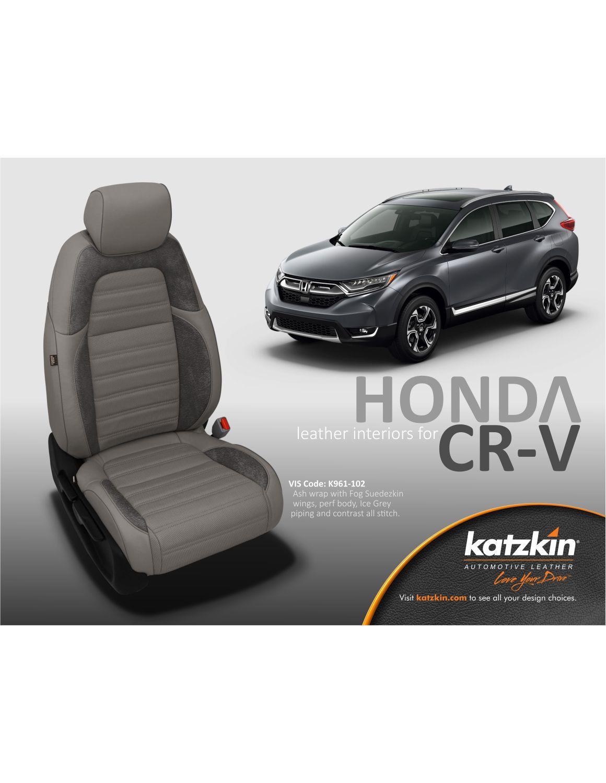 2017 Honda CR-V (E-Brochure)