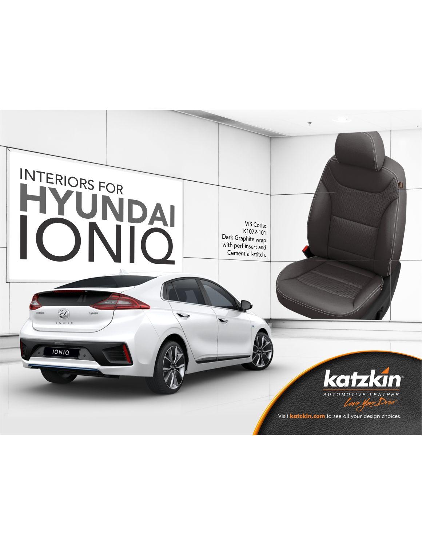 2017 Hyundai Ioniq Hybrid (e-Brochure)
