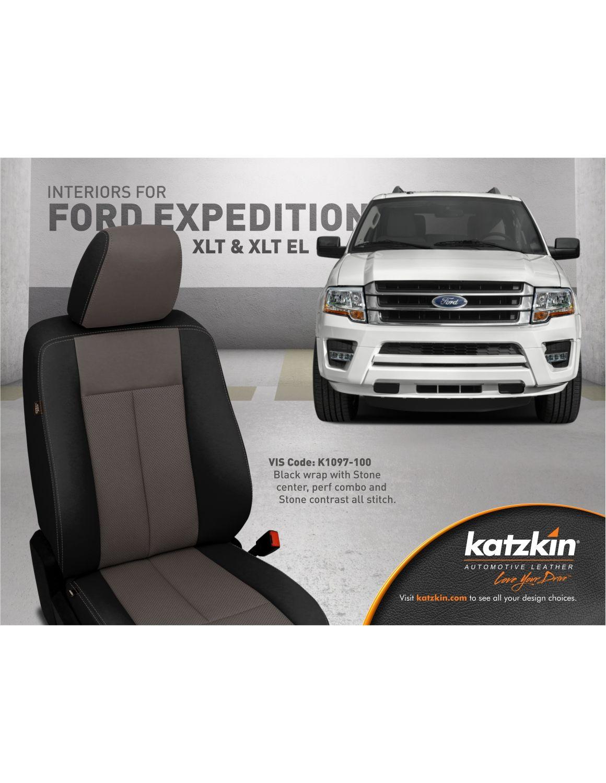 Ford Expedition XLT / XLT EL (eBrochure)
