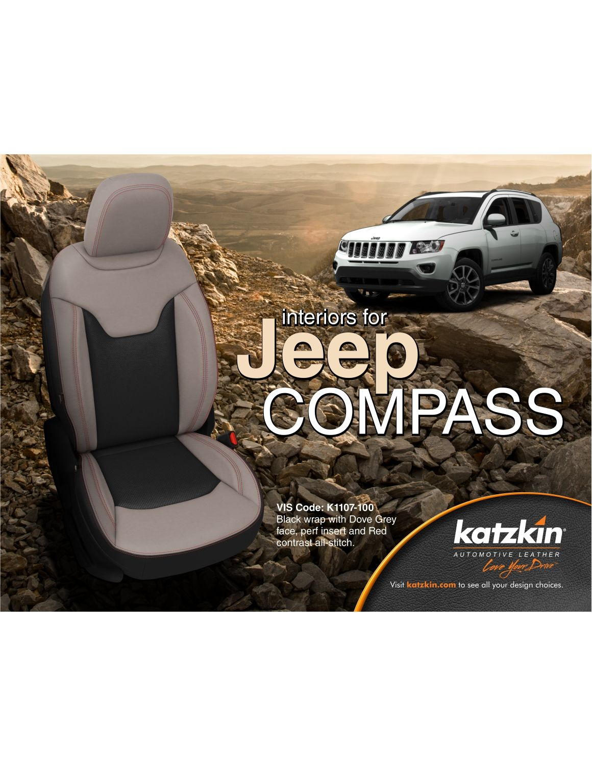 2017 Jeep Compass (NEW BODY STYLE) (eBrochure)
