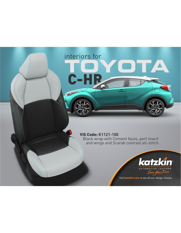 Toyota C-HR (eBrochure)