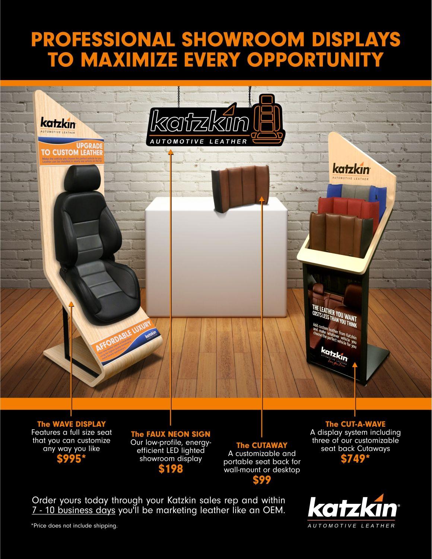Showroom Display Sheet (eBrochure)
