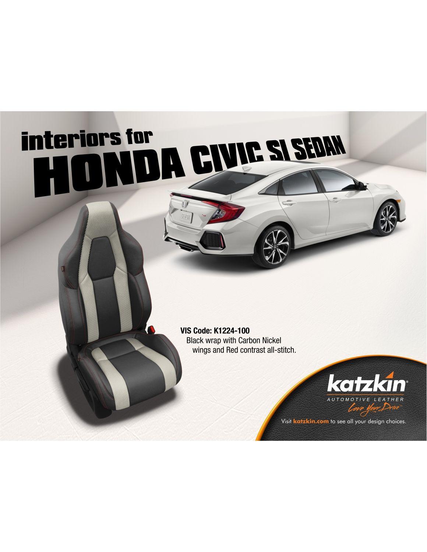 2017 Honda Civic Si (eBrochure)