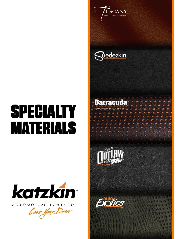 Specialty Materials (eBrochure)