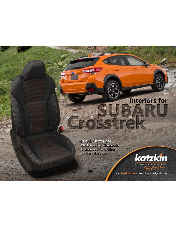 2018 Subaru Crosstrek (eBrochure)
