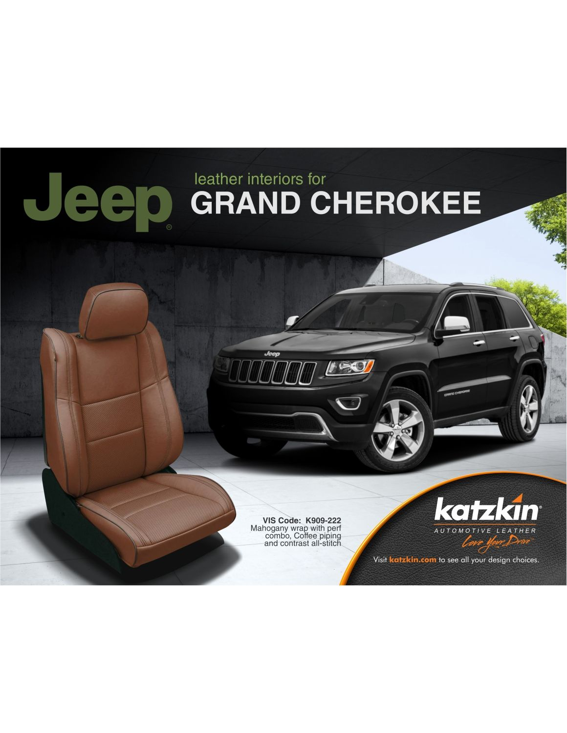 Jeep Grand Cherokee 2018 (E-Brochure)