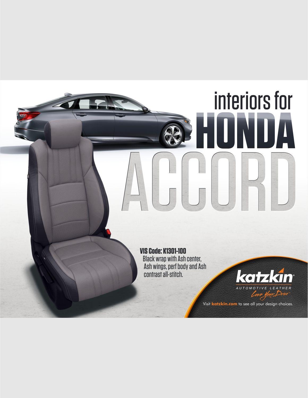 Honda Accord (eBrochure)