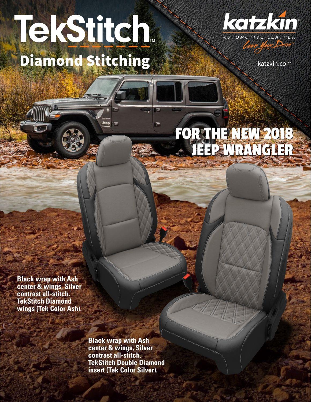 TekStitch 2018 Jeep Wrangler