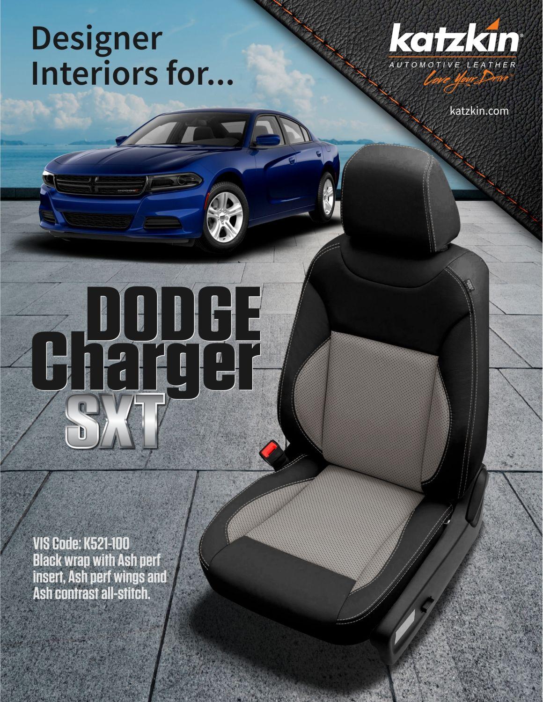 Dodge Charger SXT (eBrochure)