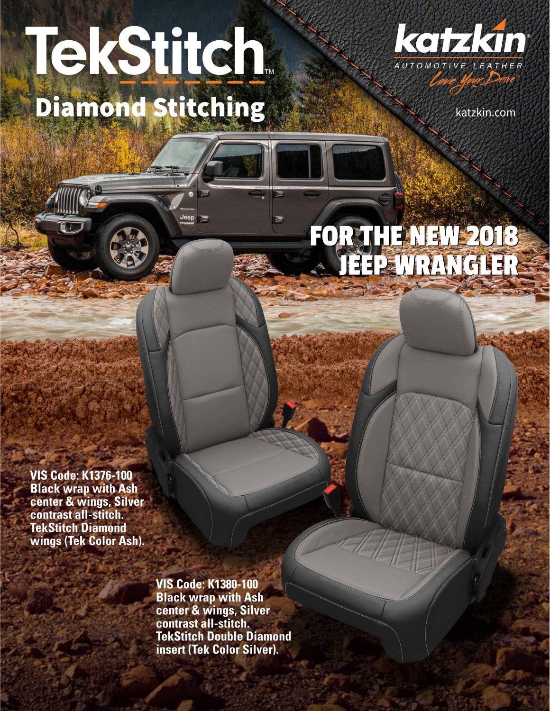TekStitch Jeep Wrangler (eBrochure)