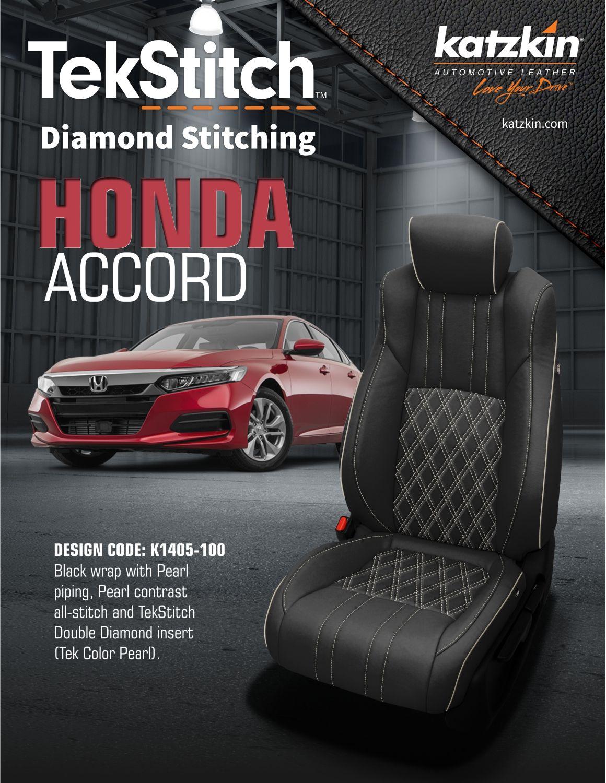 TekStitch Honda Accord (eBrochure)
