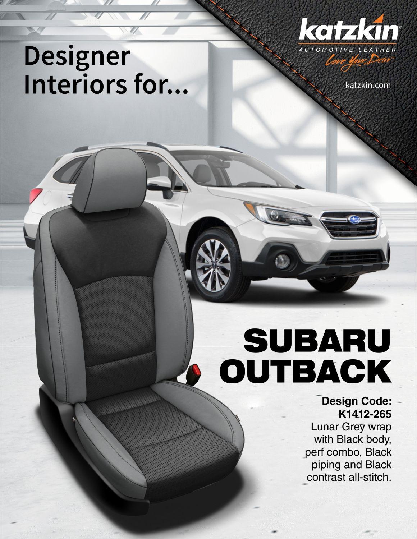 Subaru Outback (eBrochure)