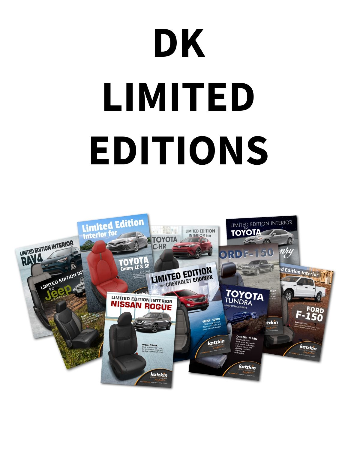 DK Limited Editions (all in one)