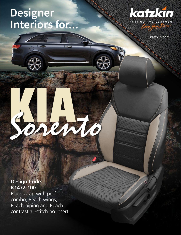 2018 Kia Sorento (eBrochure)