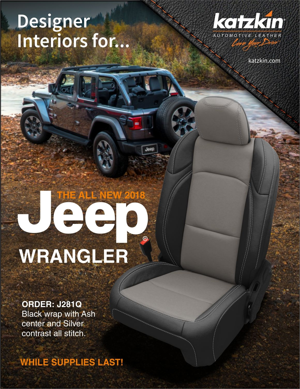 2018 Jeep Wrangler JL (J281Q) (eBrochure)