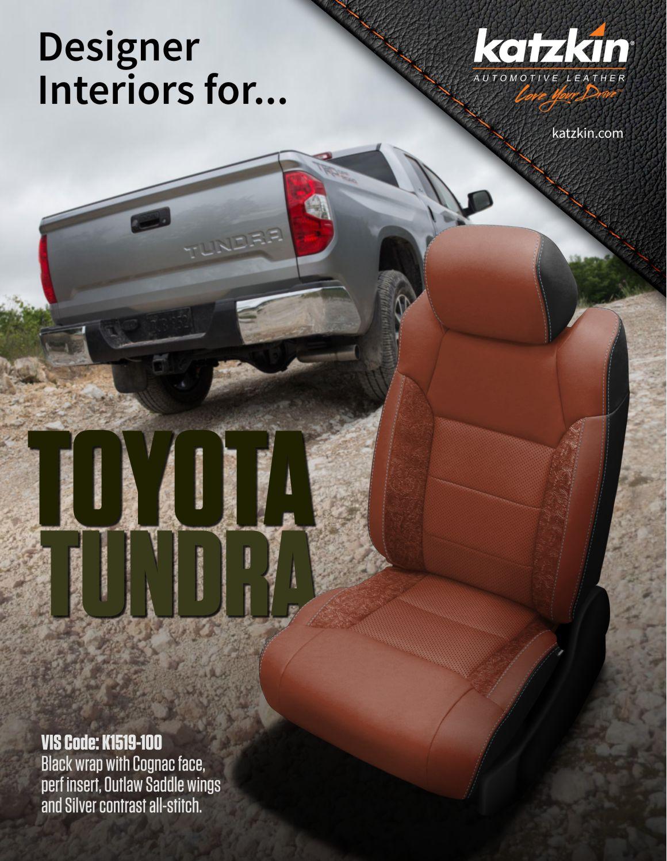 Toyota Tundra Crew Max SR5/TRD PRO (eBrochure)