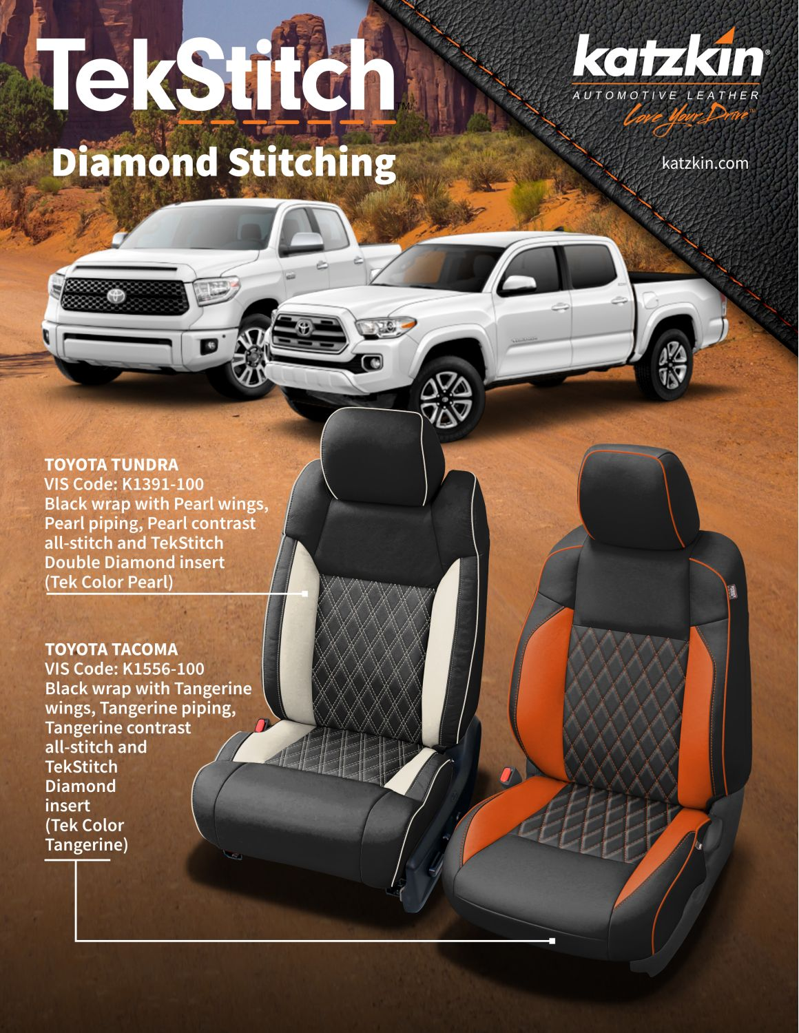 TekStitch Toyota (2 sided eBrochure)