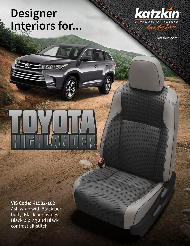Toyota Highlander (eBrochure)