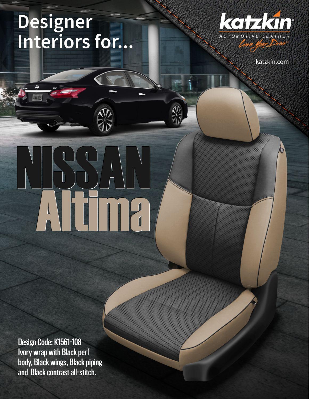 Nissan Altima (eBrochure)