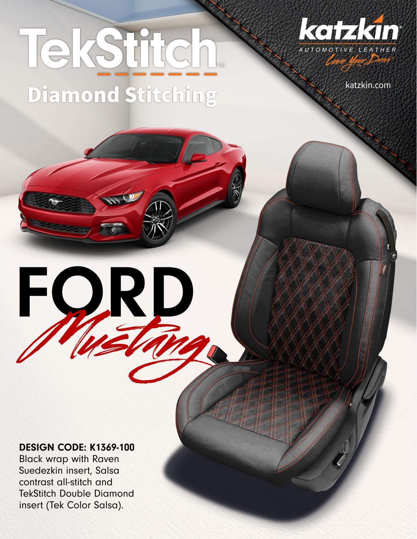 Ford Mustang TekStitch (eBrochure)
