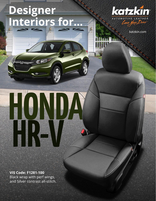 2018 Honda HRV (eBrochure)